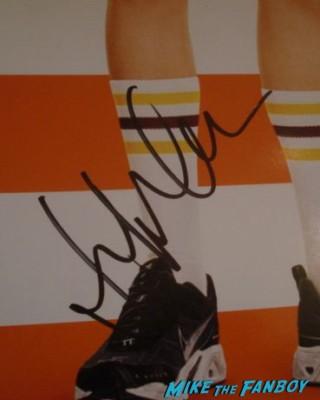 juno signed autograph mini poster