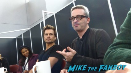len wiseman nycc 2013 sleepy hollow press