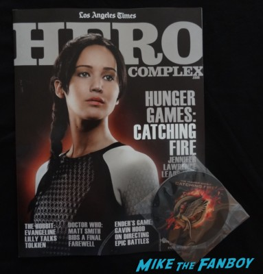 hero complex hunger games mockingjay pin