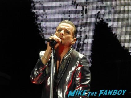 Depeche Mode live in concert The Delta Machine Tour 2013 Staples Center September 29 2013