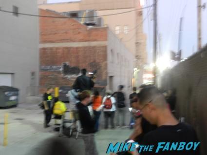Ke$ha signing autographs after jimmy kimmel live 027
