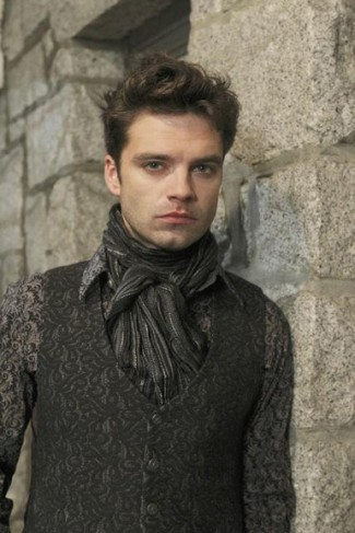 Mad hatter sebastian stan hot sexy photo