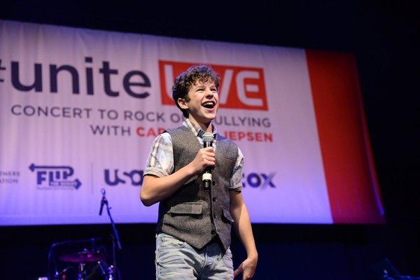 Ethan Miller/USA Network