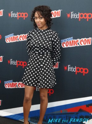 Nicole nycc press room sleepy hollow rare