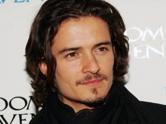 Orlando bloom lord of the rings hot sexy rare promo