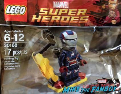 lego iron patriot mini mate figure rare nycc 2013