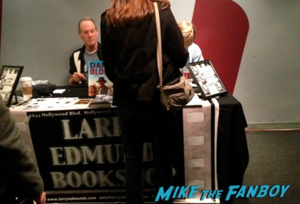 George Sluizer  book signing autographs rare Last Night at the Viper Room: River Phoenix and the Hollywood He Left Behind