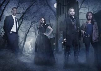Sleepy Hollow cast photo rare promo orlando jones