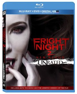 fright night 2: New Blood blu ray key art cover rare fright_night_2_new_blood Fright night 2 new blood gerri dandridge photo rare promo hot
