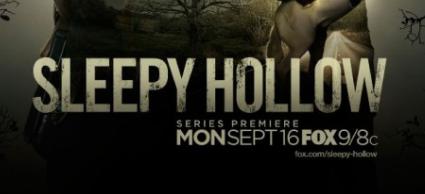 sleepy hollow rare logo promo poster key art rare