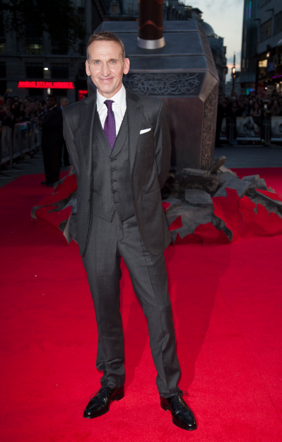 peter skarrsgard at the Thor The Dark World London premiere