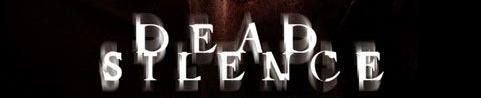 Dead silence logo