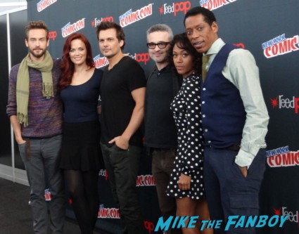 Sleepy Hollow cast NYCC 2013 - Cropped
