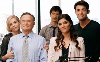 THE-CRAZY-ONES cast photo