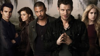 The Originals - Image: OR01_KEYGroup1 -- Pictured (L-R): Daniel Gillies as Elijah, Phoebe Tonkin as Hayley, Charles Michael Davis as Marcel, Joseph Morgan as Klaus, and Claire Holt as Rebekah -- Photo: Mathieu Young/The CW -- © 2013 The CW Network, LLC. All rights reserved.