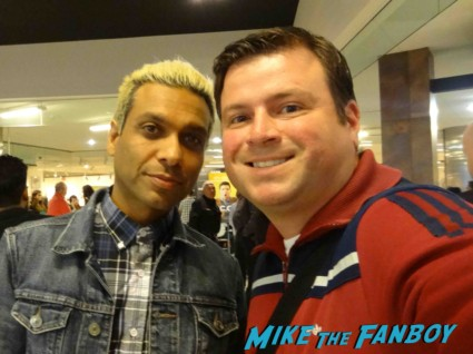 Tony Kanal fan photo signing autographs for fans rare no doubt