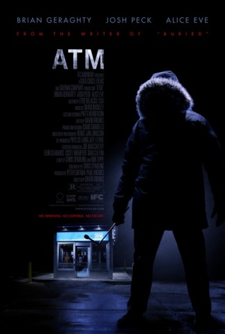 atm_ver2 one sheet movie poster rare promo
