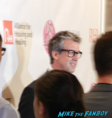 alan ruck at the Orpheum theater best in drag show marquee
