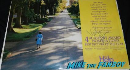 viola davis signing autographs ender's game movie premiere debacle red carpet harrison ford 013