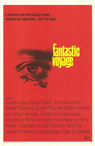 fantastic_voyage movie poster one sheet
