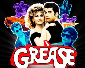 grease custom logo rare