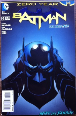 Batman issue 41 comic book cover rare promo