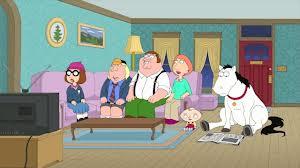family guy animated still photo rare promo