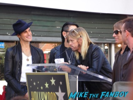 janes addiction walk of fame star ceremony (2)