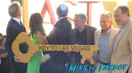 last vegas key to the city with morgan freeman robert DeNiro