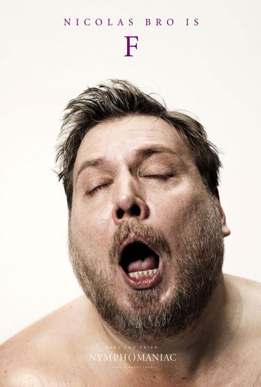 nicolas bro naked nymphomaniac poster _ver10