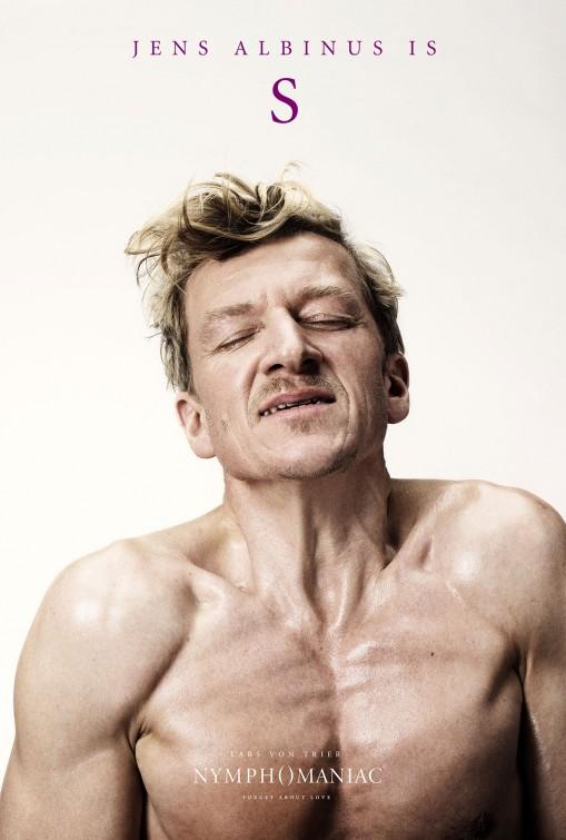 Jens Albinus naked nymphomaniac poster _ver14