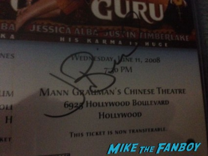 Jessica Biel signed autograph Ken Foree brian mosley texas chainsaw massacre dvd cover tobe hooper signed autograph dvd cover rare