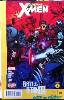 x-men comic book cover rare