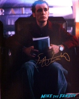 Ethan embry signed autograph photo promo movie poster