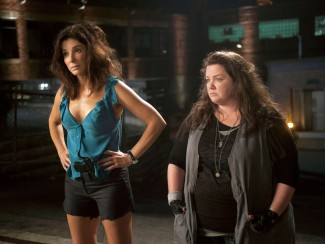 the-heat promo press still sandra bullock melissa mccarthy