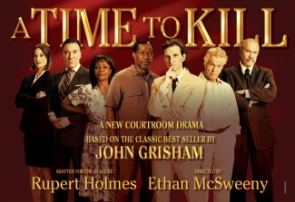 a time to kill broadway poster tom skerritt