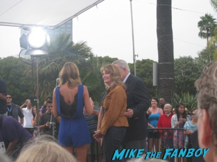 "Deidre Hall (""Dr. Marlena Evans"") and John Aniston (""Victor Kiriakis"") days of our lives event"