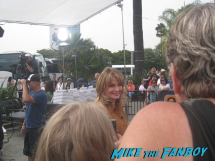 "Deidre Hall (""Dr. Marlena Evans"") and John Aniston (""Victor Kiriakis"") days of our lives event"