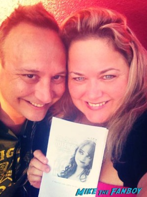 pinky and keith coogan homecoming queens got a musical