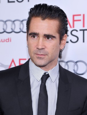 colin farrell at the Saving Mr. Banks AFI Screening! With Emma Thompson! Tom Hanks! Colin Farrell! And More!