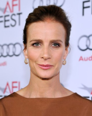 rachel griffiths at the Saving Mr. Banks AFI Screening! With Emma Thompson! Tom Hanks! Colin Farrell! And More!