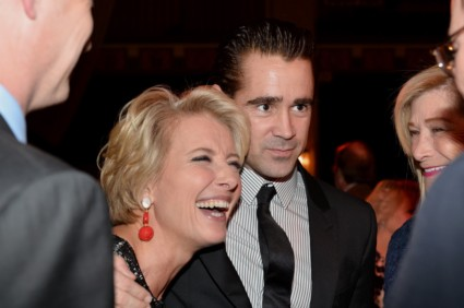 Saving Mr. Banks AFI Screening! With Emma Thompson! Tom Hanks! Colin Farrell! And More!