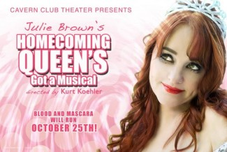 homecoming queen's got a gun julie brown musical