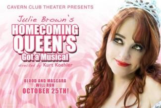 homecoming queen's got a gun julie brown musical