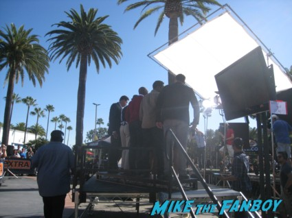 The best man holiday cast  promotional appearance on Extra rare