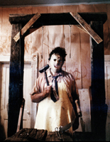 gunnar hansen signed autograph leatherface photo