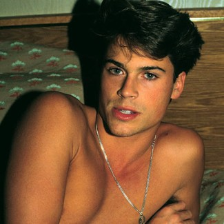Rob-Lowe naked shirtless photo about last night
