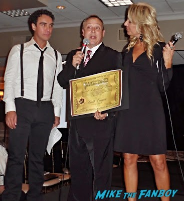 keith coogan at The 3rd Magic Image Hollywood Magazine Awards! With Tito Ortiz! George Pennacchio! And More!