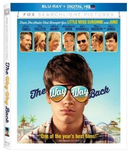 the way way back blu ray cover