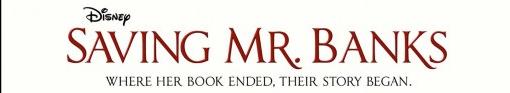 saving Mr. Banks logo movie poster one sheet rare